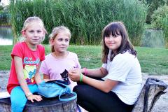 Gyermek horgásztábor 2014